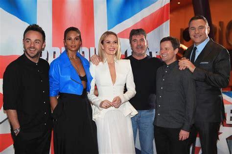 Declan Donnelly will host Britain's Got Talent live shows ...