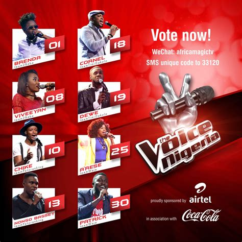 The voice nigeria is the nigerian version of the tv series the voice. #TheVoiceNigeria: 40 things to know about the 8 finalists - YNaija