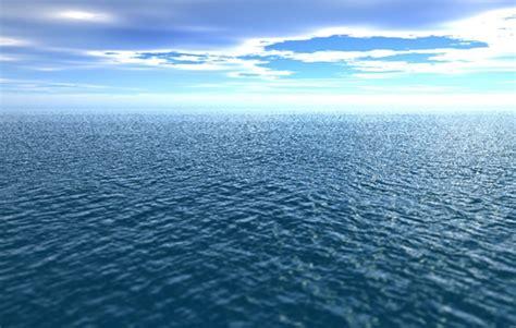 Mar E Oceano São Elementos Diferentes