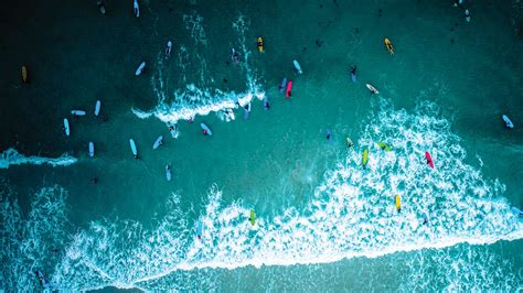 Surfing Cornwall Bing Wallpaper Download