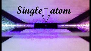 Strontium Single Atom Photo Gets Science Photography Prize