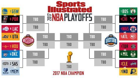 nba playoff schedule   game times  stream