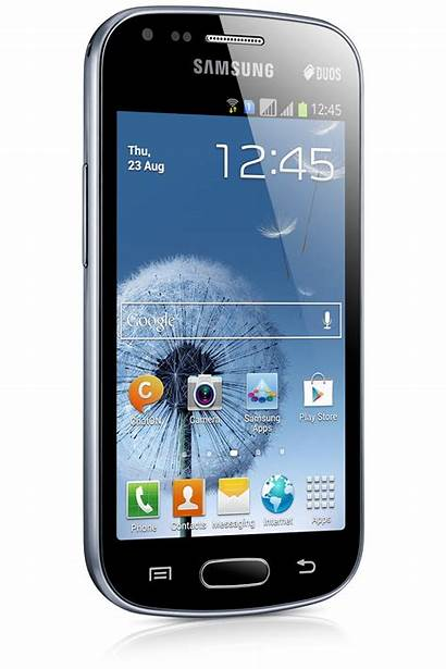 Samsung Galaxy Duos Mobile Phone Features Mega