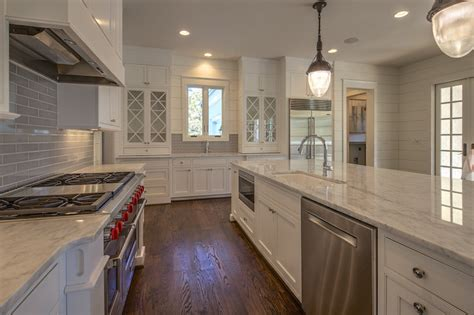 carrera countertops transitional kitchen cr home design