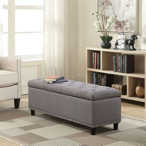 Bedroom Ottoman by Bedroom Ottoman Bench Home Design Decorating Ideas