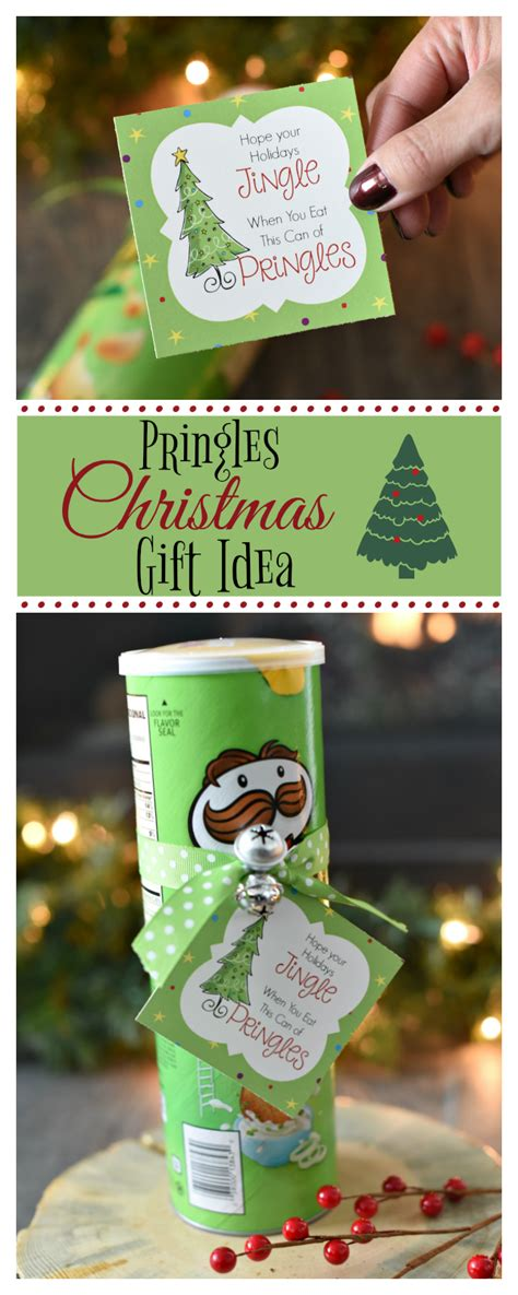 Funny Christmas T Idea With Pringles Fun Squared