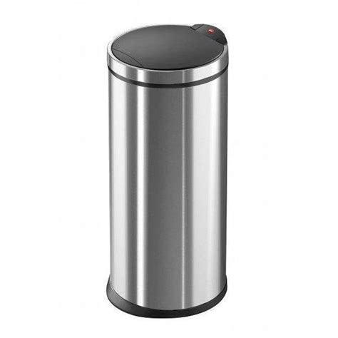 habitat poubelle cuisine la poubelle de cuisine touch bin par hailo garantie 5 ans