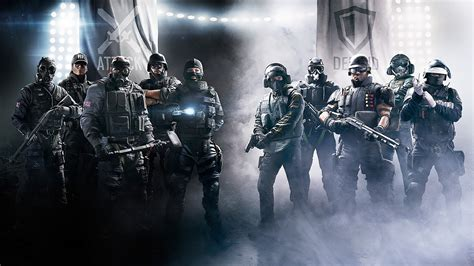 Rainbow Six Siege White Noise Operators Revealed, Here Are