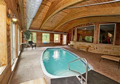 Private Indoor Pool-highland Manor-deep Creek Lake