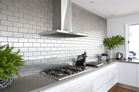 stainless steel kitchen backsplash tiles stainless steel subway tile from alloy design materials 8240
