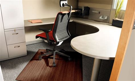 rug for under desk chair how to pick a mat to use under an office chair overstock com