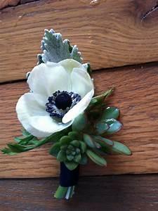 Sweet Succulents for Boutonnières, Wedding Centerpieces