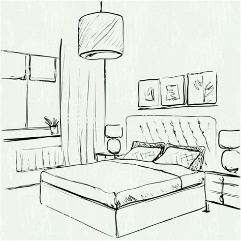 Drawing Of Bedroom by 12 Color Drawing Bedroom For Free On Ayoqq Cliparts