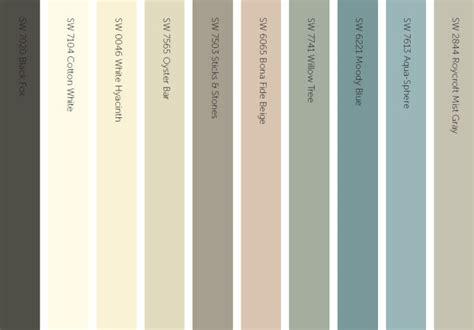 sherwin williams color forecast 2015 a peaceful oasis