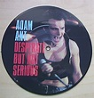Adam Ant Desperate But Not Serious Records, LPs, Vinyl and ...