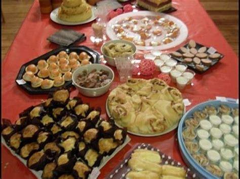 les meilleures recettes de buffet et desserts