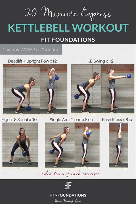 kettlebell circuit exercises workout avec training perdre ventre exercise workouts crossfit site swing deadlift results dumbbell swings arm foundations crossfitx