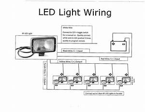 Wiring Diagram For Led Lights On A Boat