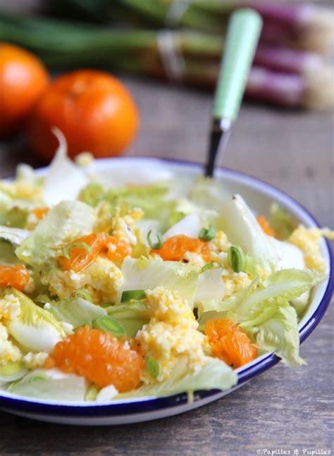 synonyme de cuisine salade d 39 endives et oeufs mimosa