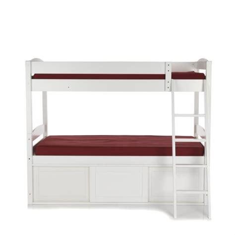 lit superposé avec faustine lits superposés avec rangements achat vente lit