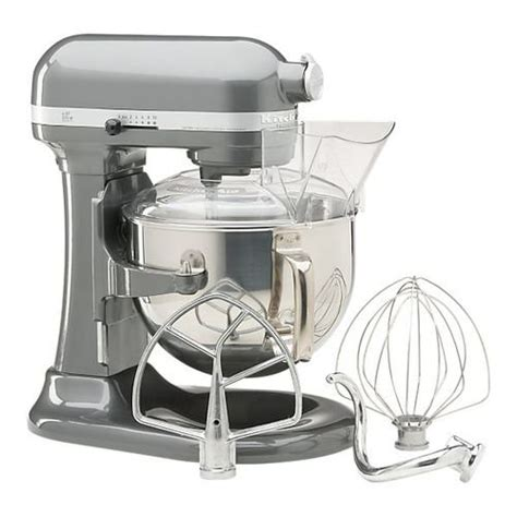 Kitchenaid Professional Series Stand Mixer by Kitchenaid Kp26m1psl Professional 600 Series 6 Quart Stand