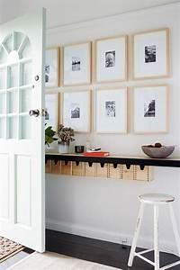 Wand Mit Bildern Gestalten : modernen flur gestalten 80 inspirierende ideen ~ Sanjose-hotels-ca.com Haus und Dekorationen