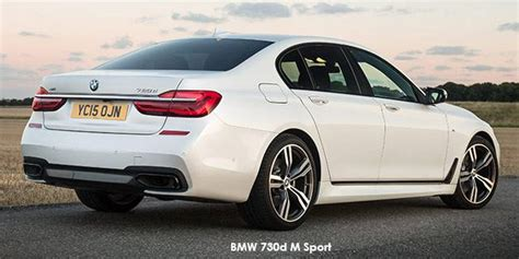 Bmw 7 Series 740i M Sport Specs In South Africa