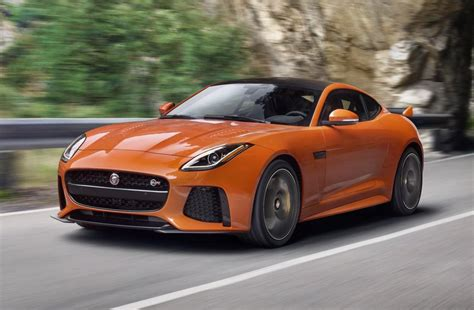 £110,000 F-type Svr Goes On Sale Ahead Of Summer Deliveries