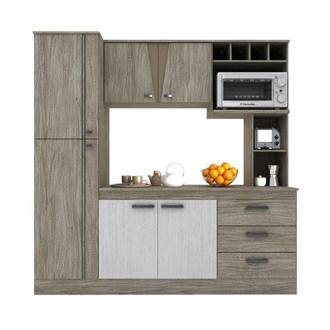 mueble de cocina casa ideal  lorena  puertas  cajones hitescom