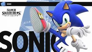Super Smash Bros Ultimate Sonic Wallpapers Cat With Monocle