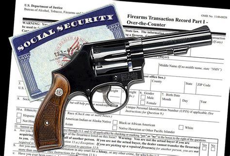 Background Checks For Guns Gun Background Check Battle Shifts To Senior Citizens