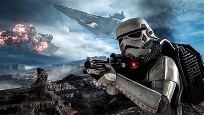 Battlefront Wars Star Ii Wallpapers Backgrounds