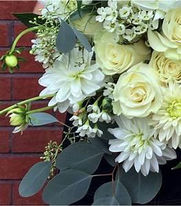 Bouquet Fleurs Blanches : bouquet de fleurs blanches choix du fleuriste ~ Premium-room.com Idées de Décoration