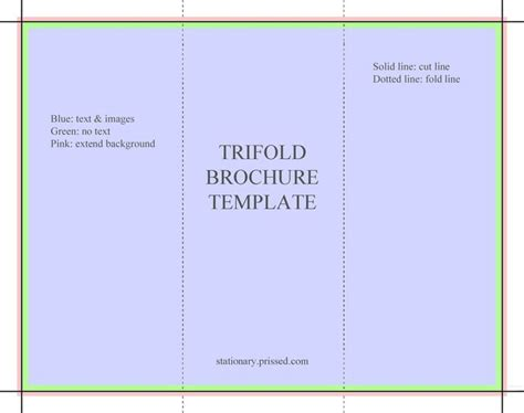 tri fold template word 2007 blank tri fold brochure template free download theveliger