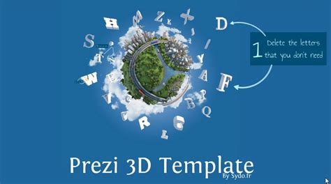 best prezi templates amazing 3d reusable prezi template offered for free from sydo fr free prezi templates for you