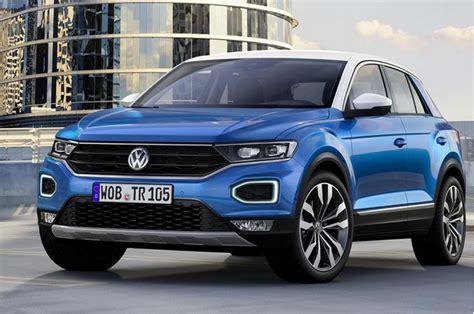 volkswagen t roc preis 2017 volkswagen t roc suv unveiled autocar india