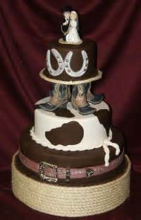 country themed wedding cakes ideas of the western themed wedding cakes weddingelation