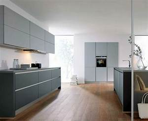 cuisine bois sol anthracite wrastecom With sol gris quelle couleur pour les murs 4 le gris anthracite en 45 photos dinterieur