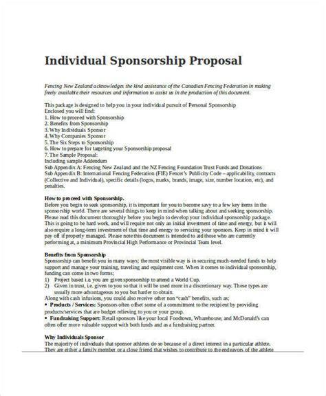 samples  sponsorship proposal paystub format
