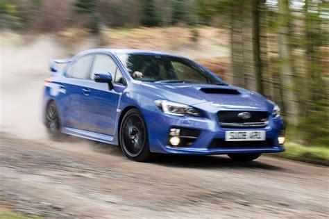 Subaru The by Subaru Wrx Sti 2016 Term Test Review By Car Magazine