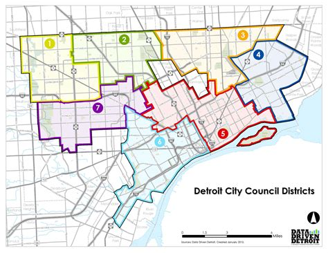 detroit council districts district michigan map maps wishful spin information thinking showing strong form transformative election explore rallying vote corktown