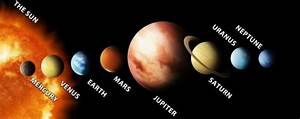 Hot Mercury: Sasha's Page — The Solar System