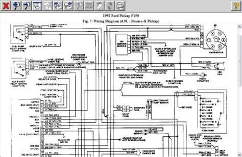 Ford Fuel Pump Wiring Schematic Schematics Online