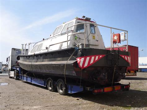 Boat Transport To Spain by Gallery Andersons Boat Transport