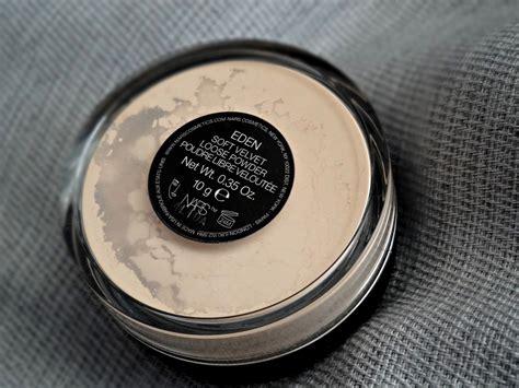 makeup beauty   nars soft velvet loose powder  eden
