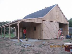 deer creek structures horse barn construction contractors With 24x36 pole barn