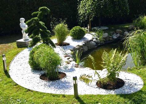 Moderner Garten Mit Steinen by Pflegeleichter Garten