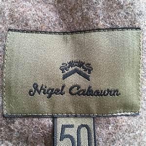Nigel Cabourn(ナイジェル ケーボン)FLIGHT JACKET|ビームス プラス ...