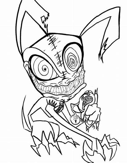 Coloring Pages Dragon Scary Clipartmag