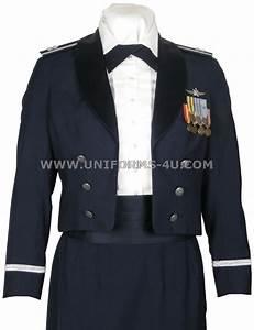 Usaf mess dress uniform